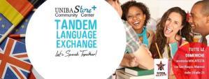Tandem Language Exchange  - Matera