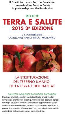 Terra e Salute 2015 - Matera