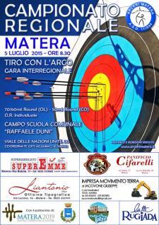 Tiro con l'Arco - 5 Luglio 2015 - Matera