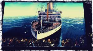 Titanic live concert - Matera