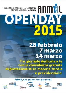 TRE OPEN DAY ANMIL  - Matera