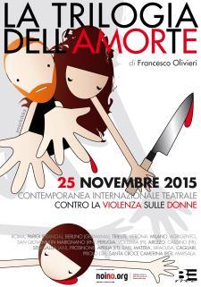 Trilogia dell'AmorTE  - 25 Novembre 2015 - Matera