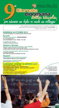 Una speranza per i giovani - Quali segnaletiche educative - 30 Gennaio 2015 - Matera