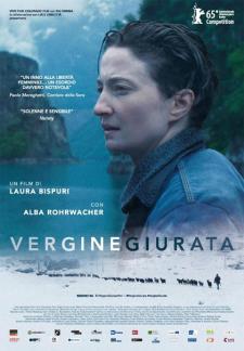 Vergine giurata - Il Cineclub (foto di mymovies.it) - Matera