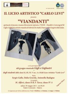 Viandanti - 30 Maggio 2015 - Matera