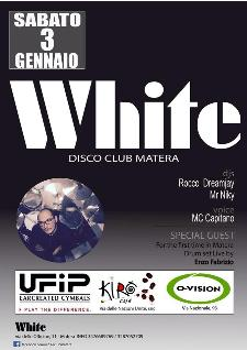 Weekend al White - Matera
