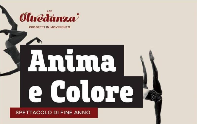 Anima & Colore - Saggio fine anno