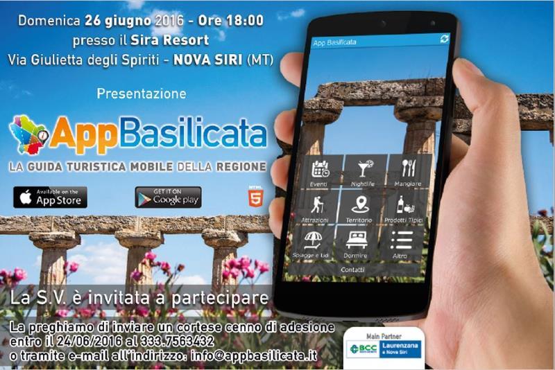 App Basilicata