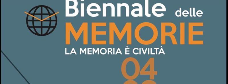 Biennale delle Memorie - 26 Aprile 2016