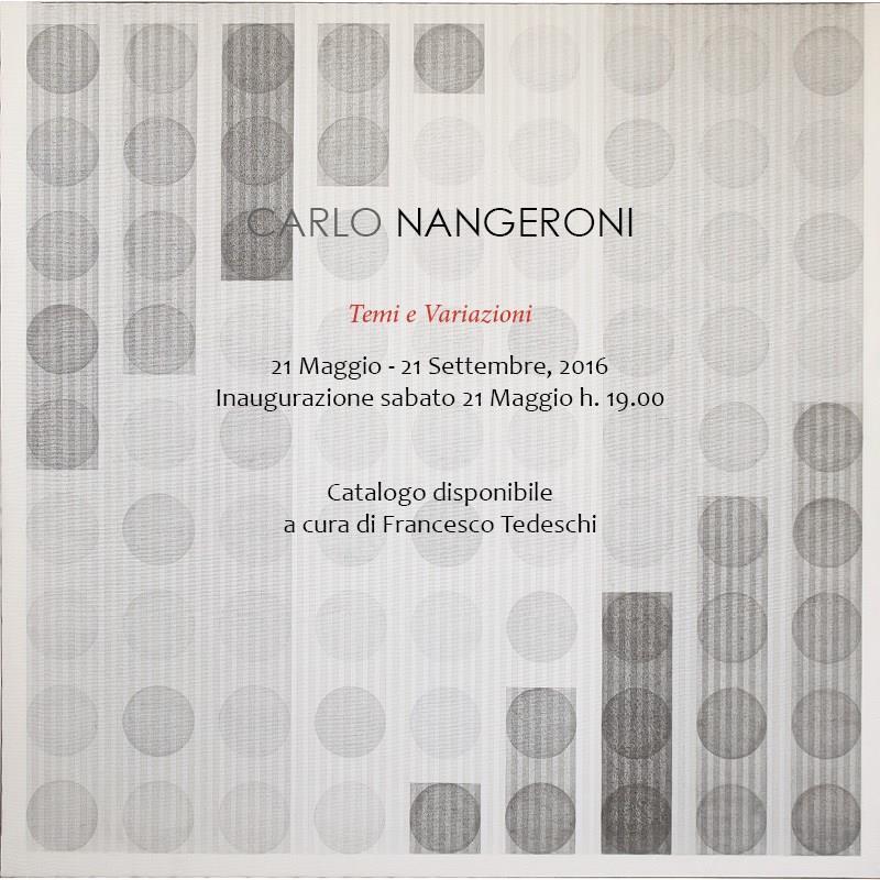 Carlo Nangeroni, Temi e Variazioni
