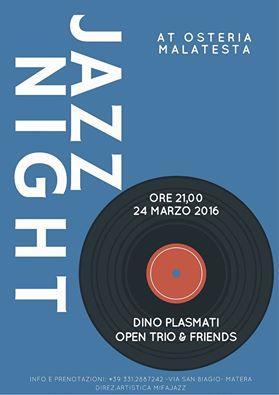Concerti d´Osteria: Open Jazz Trio & Friends