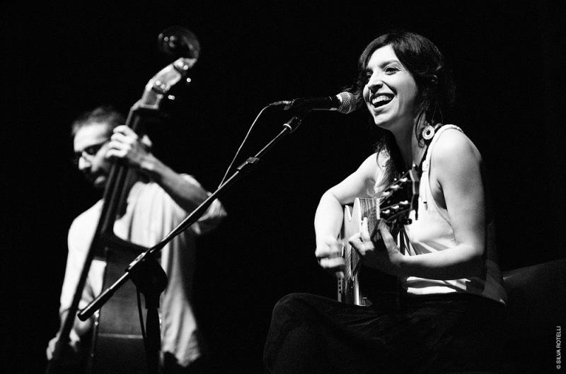#dacosascappi Rita Zingariello Live