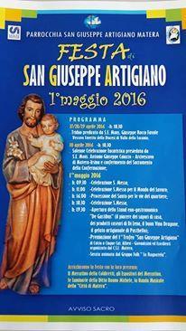 Festa di San Giuseppe Artigiano