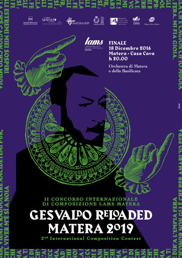 GESUALDO RELOADED - MATERA 2019