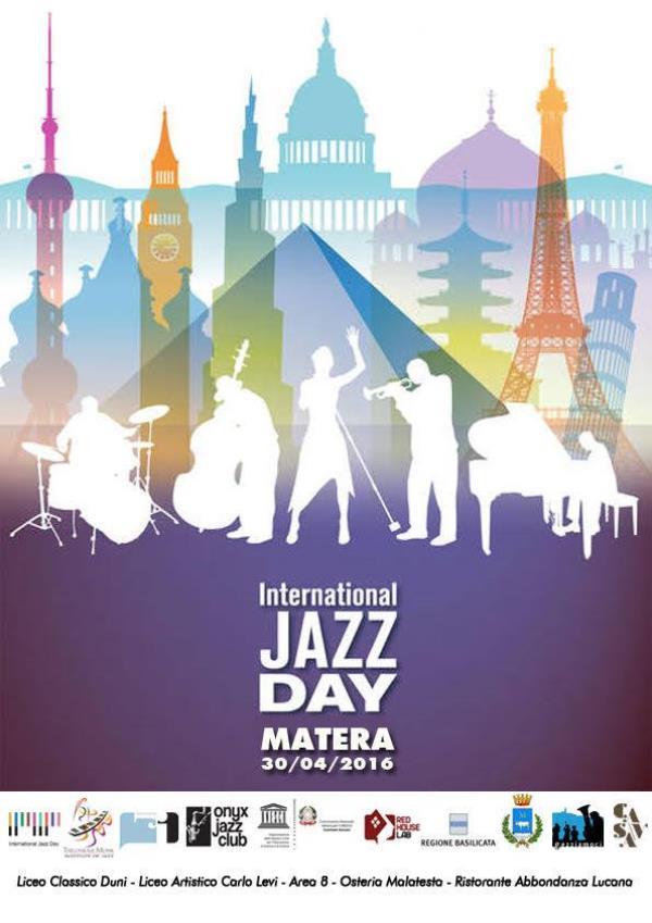 Giornata Internazionale del Jazz 2016 - 30 Aprile 2016