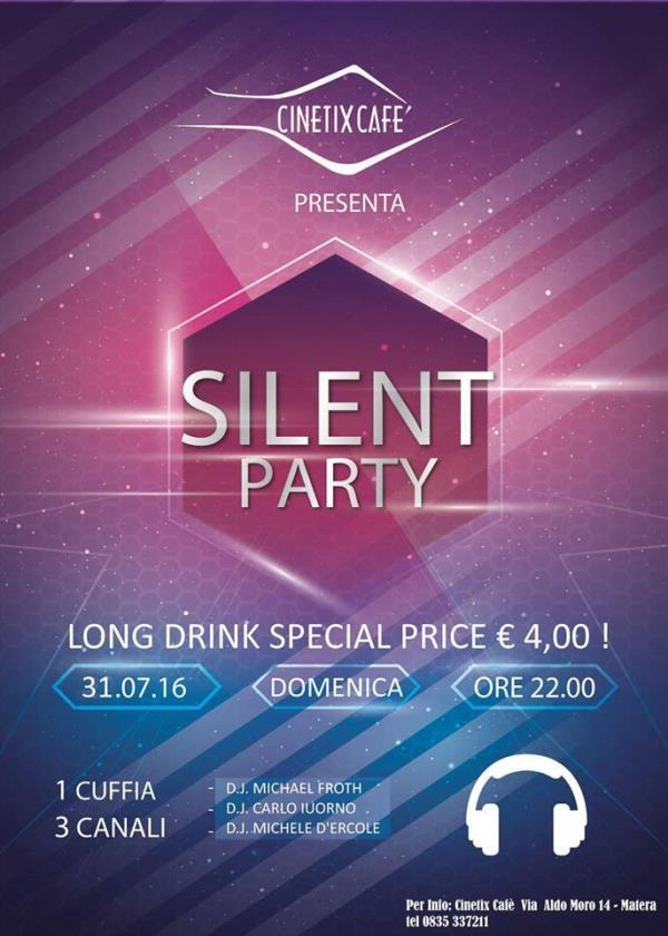 HAPPY Ending - University silent party