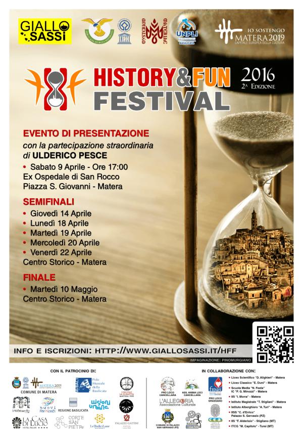 History&Fun Festival 2016