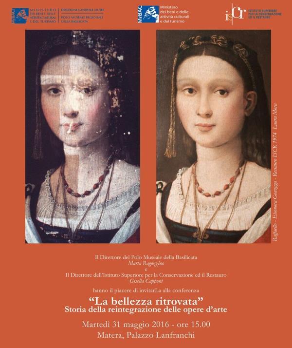 La bellezza ritrovate. Storia della reintegrazione delle opere d´arte