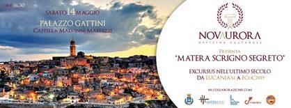 Matera scrigno segreto - 14 Maggio 2016