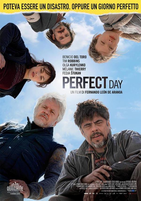 Perfect day - Il Cineclub