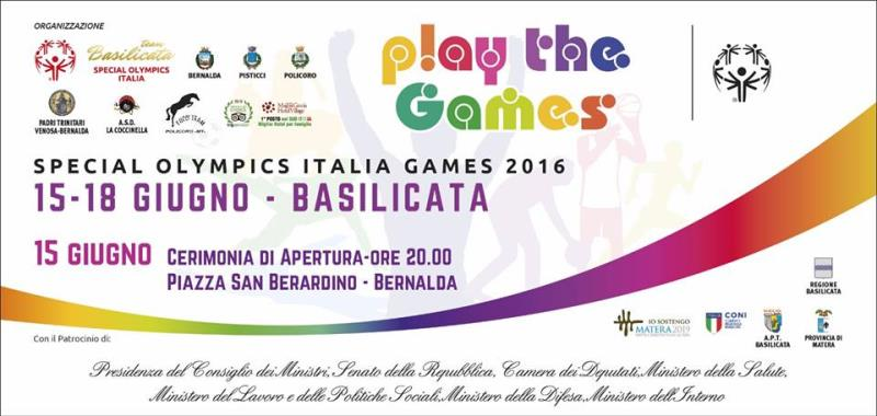 Play the Games 2016
