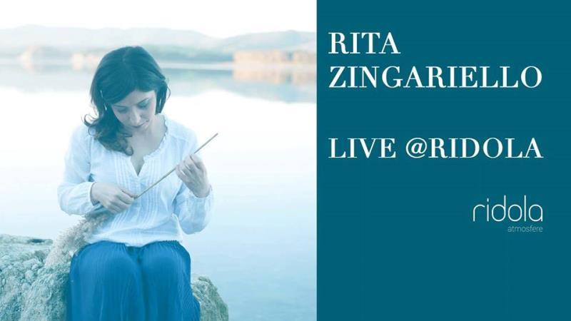 Rita Zingariello live