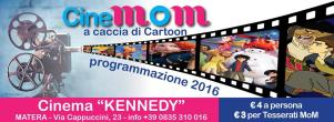 A caccia di Cartoon - Cinemon 2016 - Matera