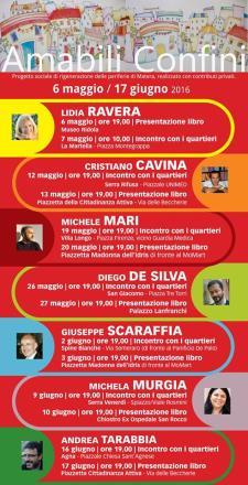 Amabili confini 2016 - Matera