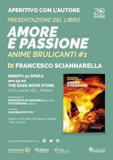 Amore e passione di Francesco Sciannarella - Matera