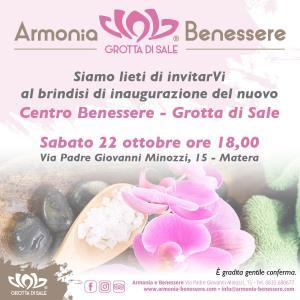 ARMONIA E BENESSERE - Matera