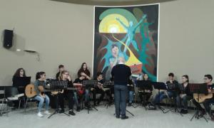 Auditorium del Liceo Musicale di Montalbano Jonico - Matera