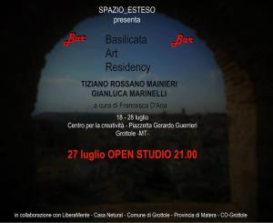 BAR – Basilicata art residency - Matera