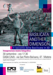 Basilicata: Another Dimension – Il racconto della Basilicata in 3D - Matera
