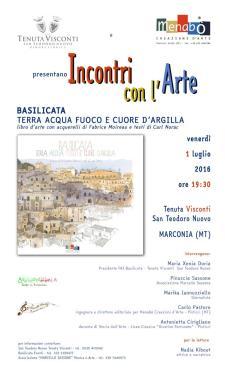 Basilicata Terra Acqua Fuoco e Cuore d�Argilla - Matera