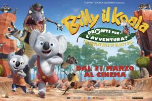Billy il Koala - The Adventures of Blinky Bill - Matera