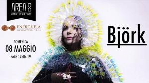 Bjork - live documentary - 8 Maggio 2016 - Matera