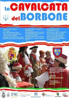 Cavalcata del Borbone 2016 - 18 settembre 2016 - Matera