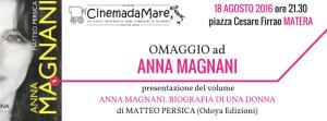 Cinemadamare 2016 - Matera