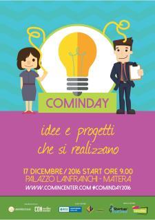 Cominday - 17 dicembre 2016 - Matera