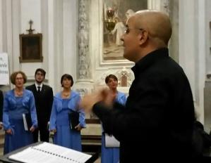 """Concerto di presentazione del """"Coro Polifonico Irsinese"""" - Matera"""