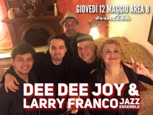 Dee Dee Joy in MINA IN JAZZ - Matera