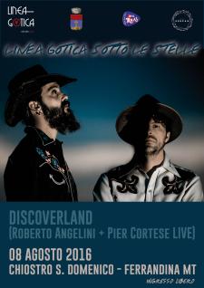 Discoverland - 8 Agosto 2016 - Matera