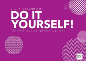 Do it yourself - Matera