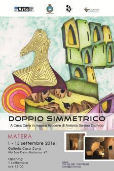 Doppio simmetrico - Matera