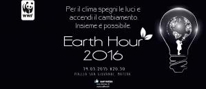 Earth Hour 2016  - Matera