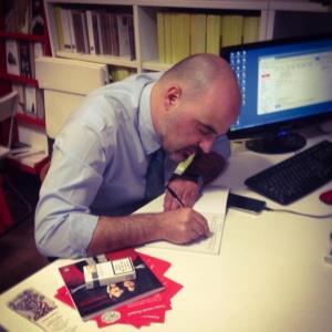 Emanuele Pecoraro, autore del libro su Marco Ferreri  - Matera