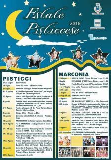 Estate Pisticcese 2016 - Matera