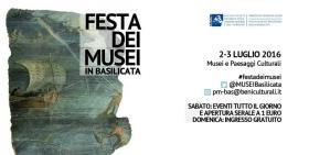 Festa dei Musei in Basilicata - Matera