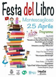 Festa del Libro  - 25 Aprile 2016 - Matera