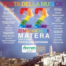 Festa della Musica 2016 - Matera